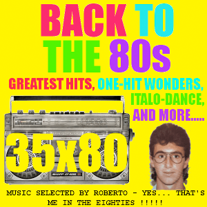 35x80 Back to the 80s